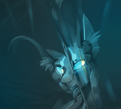 Icicle by Finchwing