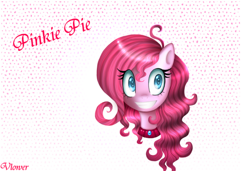 Pinkie Pie by vlower