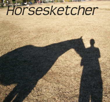 HorsesketcherShadowLogo2 by Horsesketcher