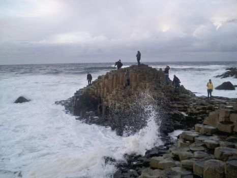 Giant's Causeway 2 by Fallen-Angel-Li