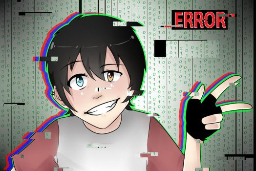 ERROR by CaroBonBon