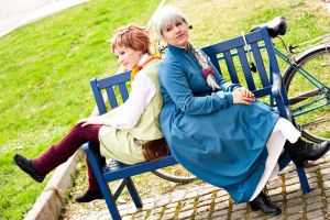 Howl's Moving Castle: Family by Yuugi-Mutou