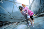 Kagerou Project Cosplay - Momo and Kido by Himecchin
