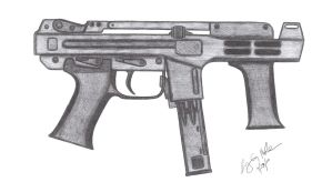 Spectre M4 by CzechBiohazard