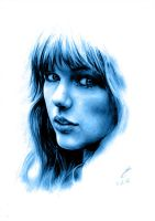 Taylor Swift Safe and Sound by weishern