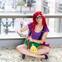 I used a Dinglehopper before it was Cool by NovemberCosplay