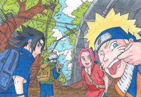 _Naruto_team7_ by theFudgy94