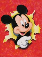 Mickey Mouse 2 by Chapperz09