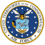FALLOUT: Seal of the UTC Air Force by okiir