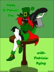 Happy St. Patrick's Day 2013 by TheRealSneakers