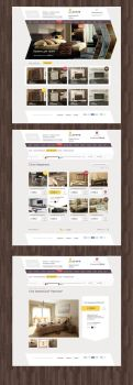 Online Furniture Store by HiTchins