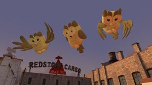 [DL] Owl by CobbaltCO