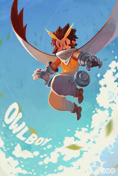 owlBoy by 2gold