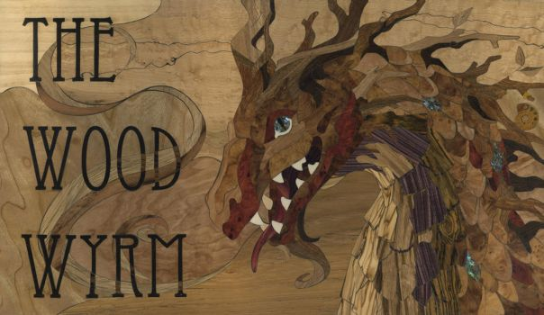 The Wood Wyrm by TheWoodWyrm