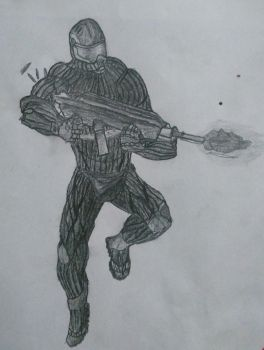 Crysis 2 - Prophet by IsmailCLN