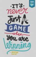 Never Just A Game by eugeniaclara