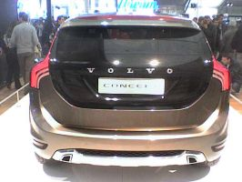 SIAB 07 - Volvo XC60 Concept 2 by AxelSilverwolf