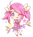 Star Guardian Lux by Xyrise