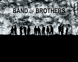 Band of Brothers by Robbanmurray