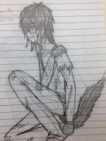 Inu Male- Unnamed Chara by Death-Rain18
