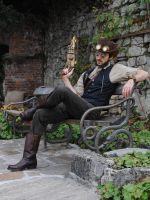 Steampunk Photograph 008 by Steam-HeART