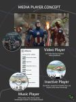 CONCEPT - Media Player by dAKirby309