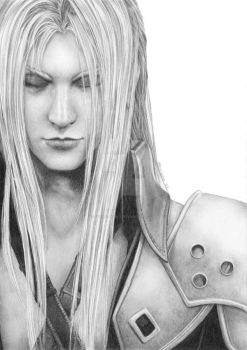Sephiroth by Cataclysm-X