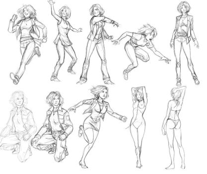 Studies-mai2017-3 by psychee-ange