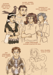 Meet The Oppenheimers by ErinPtah