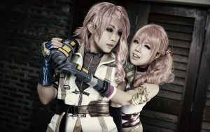 I miss you Lightning by maocosplay