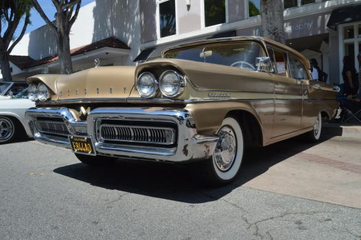 1958 Mercury Monterey Sedan III by Brooklyn47