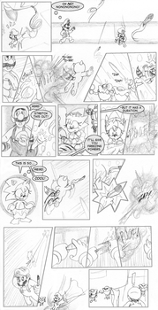 Mario and Sonic Movies Meet part 2- 76 by RedBlueIsCool