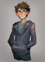 Big ears Harry by huanGH64