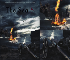 The Sea 5 by KaneArtworks