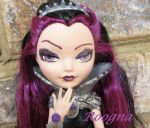 Raven faceup1 by Roogna