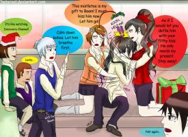 TOG: School Christmas by natersal