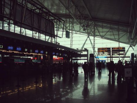 guangzhou airport by BreakTheRecords