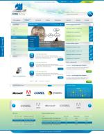 CodeFactory Site by carl913