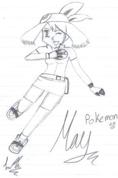 May Maybelle by xxirock4evxx