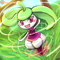(Speed Paint) Steenee