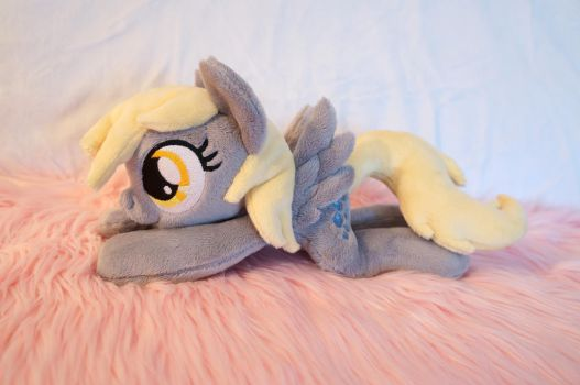 Derpy Beanie by Fafatacle