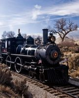 1888's Cooke Steam Locomotive by arches123