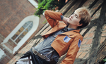 Attack on Titan cosplay - Jean Kirstein by DAIxSORA