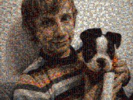 Dom and Hendrix Mosaic by cydoniaknight14