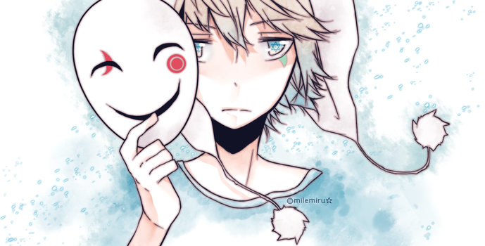 .pierrot by milemiru