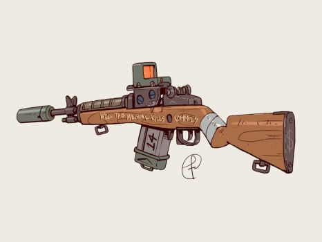This Machine by Fernand0FC