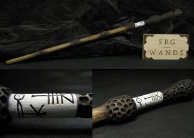 The Elder Wand by SRG-Wands