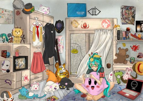Found the Anime Part 7 by BascelloFriends
