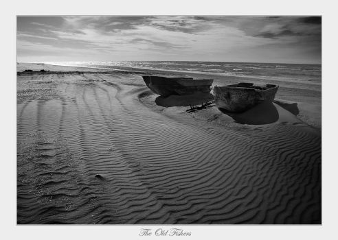 the old fishers by Erni009