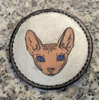 Badge Sphynx by tymur